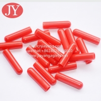 China high quality ABS/TPU palstc aglet round polyester rope with trackpant aglet tips wholesale