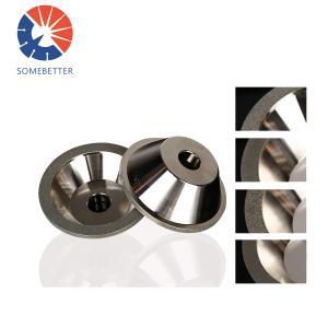 China Resin Bond 1A1 Diamond Flat Grinding Wheel For Glass wholesale