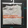 Buy cheap HANGER HOOK BAGS,GARMENT BOTTON CLOSURE BAGS, EVA FROST DRAWSTRING BAGS, VINYL from wholesalers