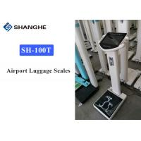 China Printable Airport Luggage Scale Stable 2 - 200KG Weight Measurement Range wholesale