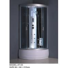 China 1200 x 800 shower enclosures quadrant Aluminium Rails / Profiles small shower cubicle wholesale