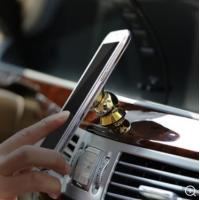 China Magnetic Rotating Car Vent Phone Holder Non Slip With Aluminum Alloy Frame wholesale