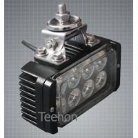 China 24W Rectangular LED Working Lamp for 4X4 Vehicles and RV wholesale