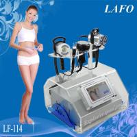 Buy cheap 2015 HOTTEST! 5 in 1 Portable Vacuum Cavitation RF Slimming Machine from wholesalers