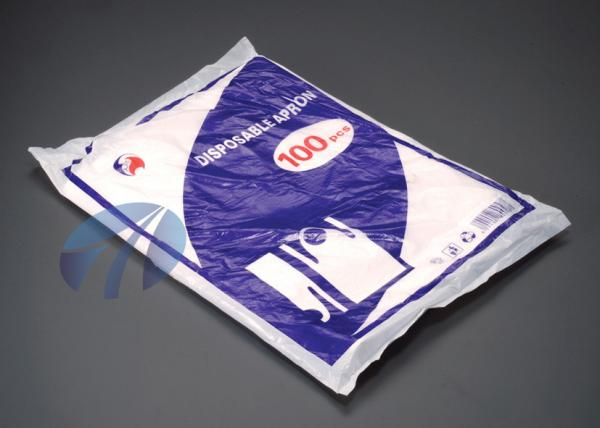 Quality Plastic Clear Medical Disposable Polyethylene Aprons for sale