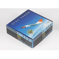 China Tuck Top Colored Personalized Packaging Boxes Custom Sizes And Company Logos wholesale