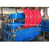China IBR Roofing Sheet Crimping Machine Accessory Equipment With High Working Efficiency wholesale