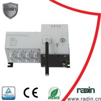 China Small Size Portable Generator Switch , Easy Installation Manual Transfer Switch wholesale