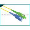 China St - câbles optiques de correction de fibre de St, câbles de pullover de fibre de gaine de PVC d'Aqua wholesale