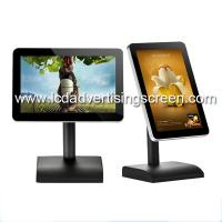 China Restaurant LCD Advertising Screen Android Wifi PCAC Touch LCD Menu Board wholesale