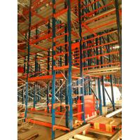 China 1 Meter / S Automated Storage System Storage Lift With T90 Dedicated Guide Rail wholesale