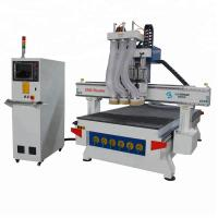 China Woodworking Engraver 5 Axis Cnc Wood Carving Machine With Vacuum Working Table on sale