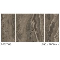 China Modern Floor And Decor Marble Tile / Wear Resistant Polished Marble Wall Tiles wholesale