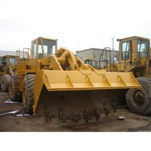 China Used wheel loader CAT 966E on sale