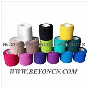 Buy cheap Vendaje superior coloreado de la cinta de los deportes de la kinesiología del from wholesalers