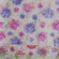 China Calico fabric, made of polyester and cotton wholesale