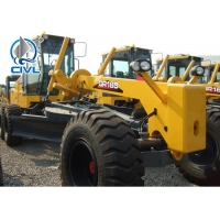 China Compact Xcmg Official GR180 Small Motor Grader With Sahngchai Engine All New Motor Grader GR180 wholesale