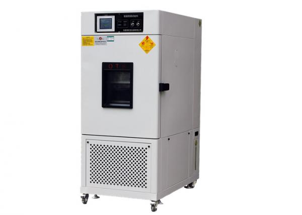 Quality 10%-98%RH Temperature Humidity Controlled Cabinets -70℃ Environmental Test Chamber for sale