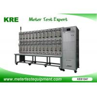 China Close - Link Single Phase Meter Test Bench Double Current Channels With ICT wholesale