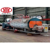 China Industrial 2 Ton Diesel Oil Gas Fired Steam Boiler For Wine-Making,alcohol Distillation wholesale