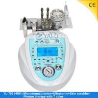 China Photon Skin Rejuvenation Skin Care Equipment With 4 functions YL-706 wholesale