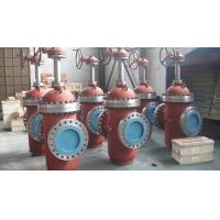 China Pipeline Conduit Expanding 2 - 42 Size Class 150 / 300 Stainless Steel Gate Valves wholesale
