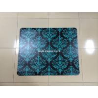 China Green Custom Printed Office Floor Protection Mats Anti Fatigue Chair Mat wholesale
