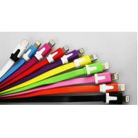 China Colorful USB Data Cables for Iphone 5 wholesale