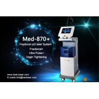 China Newest Style Hand Laser Scar Removal Whitening And Skin Tightening Machine wholesale