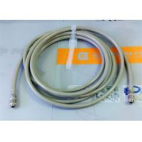 China Non invasive Blood Pressure NIBP Tubes Air Hose Adapter Cable Black and Gray Color wholesale