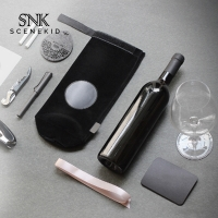 China Insulated Reusable Champagne Bottle Cooler Sleeve wholesale
