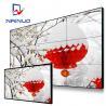China 55 Inch 3.8mm Indoor Splicing Multi Screen Video Wall Lcd Media Display Monitors Wall Mount wholesale
