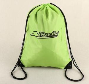 Traveling Outdoor Sports Backpack , Advertising Drawstring Bag TPBP022