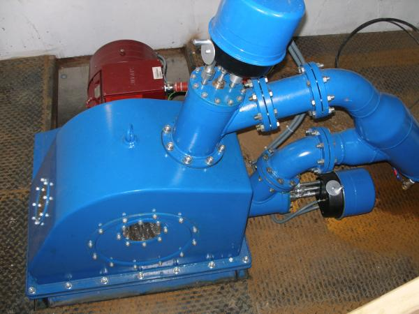 Hydro Turbine Generator Images