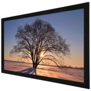 Buy cheap Tela do quadro fixo da polegada 4K ultra HD do costume 100/tela de projeção from wholesalers