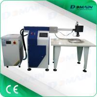 China Small Workshop Metal Channel Letter Laser Welding Machine 300 Watt Easy Operation wholesale
