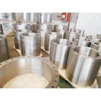 China High Precision WN Carbon Steel Flanges 600# 26 B16.47 Forged Process For Gas Industry on sale