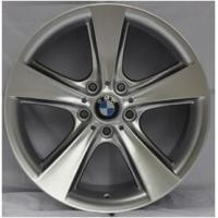 Hot sale car alloy wheel 18 to 19 inch car aluminum alloy rims 120(mm)PCD, hyper silver machined face