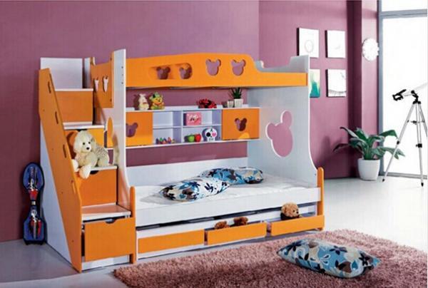 Quality Modern children furniture children bed children bunk bed for sale
