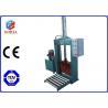 China 5.5 Kw Motor Power Hydraulic Cutting Machine 660mm Blade Width Floor Standing Type wholesale