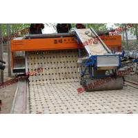 China GF-6 brick laying machine for roads wholesale