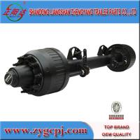 China 16T German style trailer axle wholesale