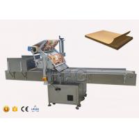 China Automatic fertilizer bag flat surface label applicator with paging machine on sale