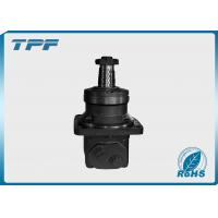 Buy cheap BMTW / OMTW 4 - Bolts Hydraulic Wheel Drive Motors With Wheel Flange Cone Shaft from wholesalers