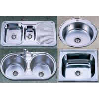 China Stainless Steel Sink, Kitchen Sinks with Granite Countertop wholesale