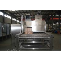 China Industrial Continuous Peanut Baking Machine / Roaster Food Grade Hygiene Standard wholesale