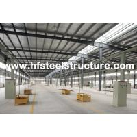 China Welding, Braking Structural Industrial Steel Buildings For Workshop, Warehouse And Storage wholesale