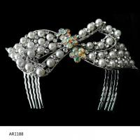 China Beauty Fashion Crystal Hair Clip For Women wholesale