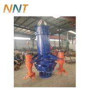 China 150 HP submersible pumps pond dredging pump submersible slurry pump for sale wholesale