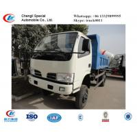 China high quality and cheapest price CLW Brand dump truck for sale, cheapest 3-5tons mini dump tipper truck/pickup for sale on sale